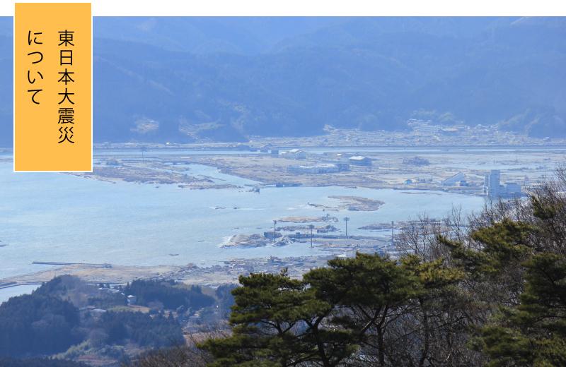 東日本大震災 について